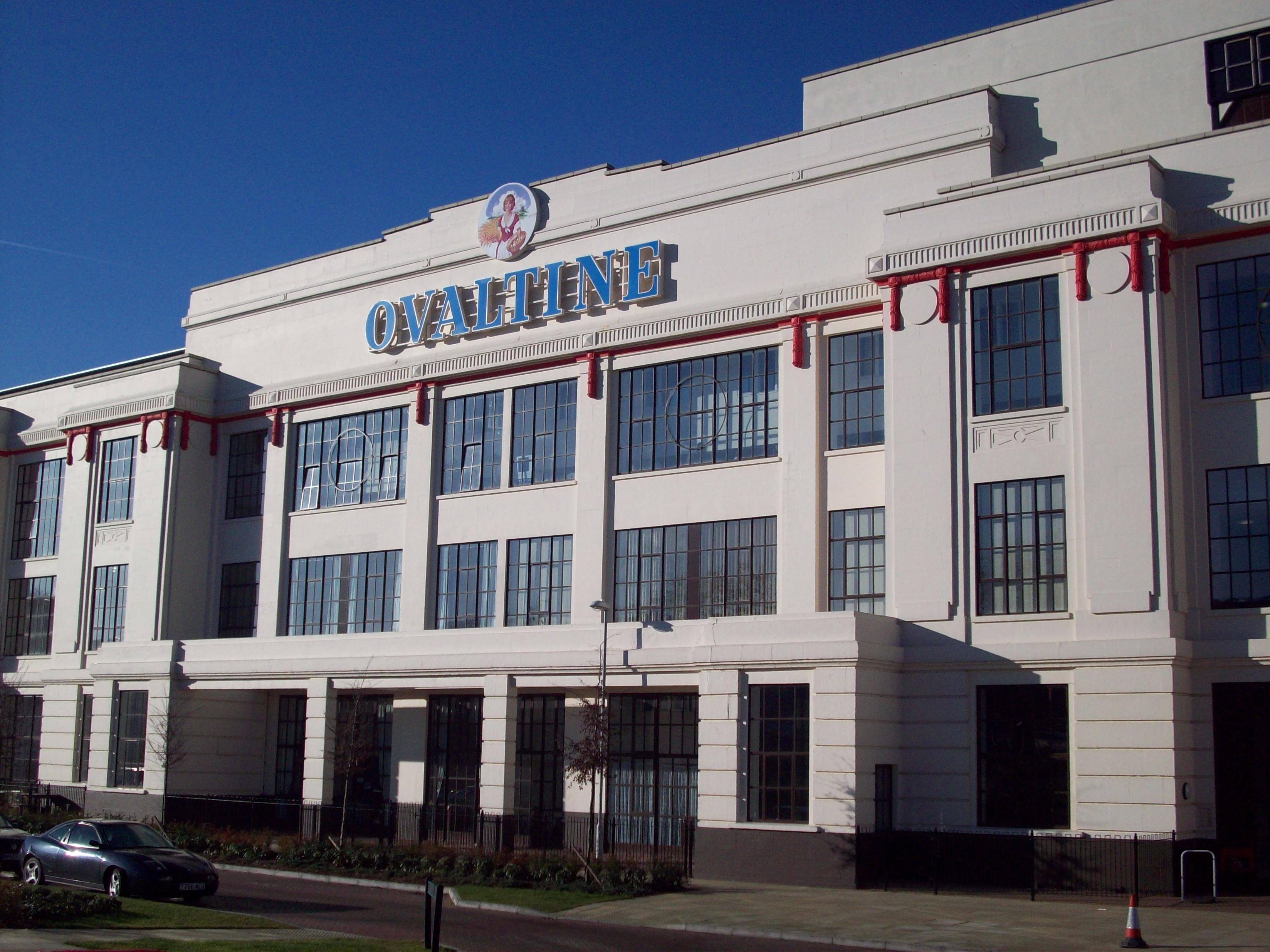 Ovaltine Factory, Kings Langley, Hertfordshire
