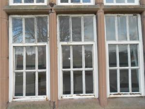 Lichfield Library Before Photo