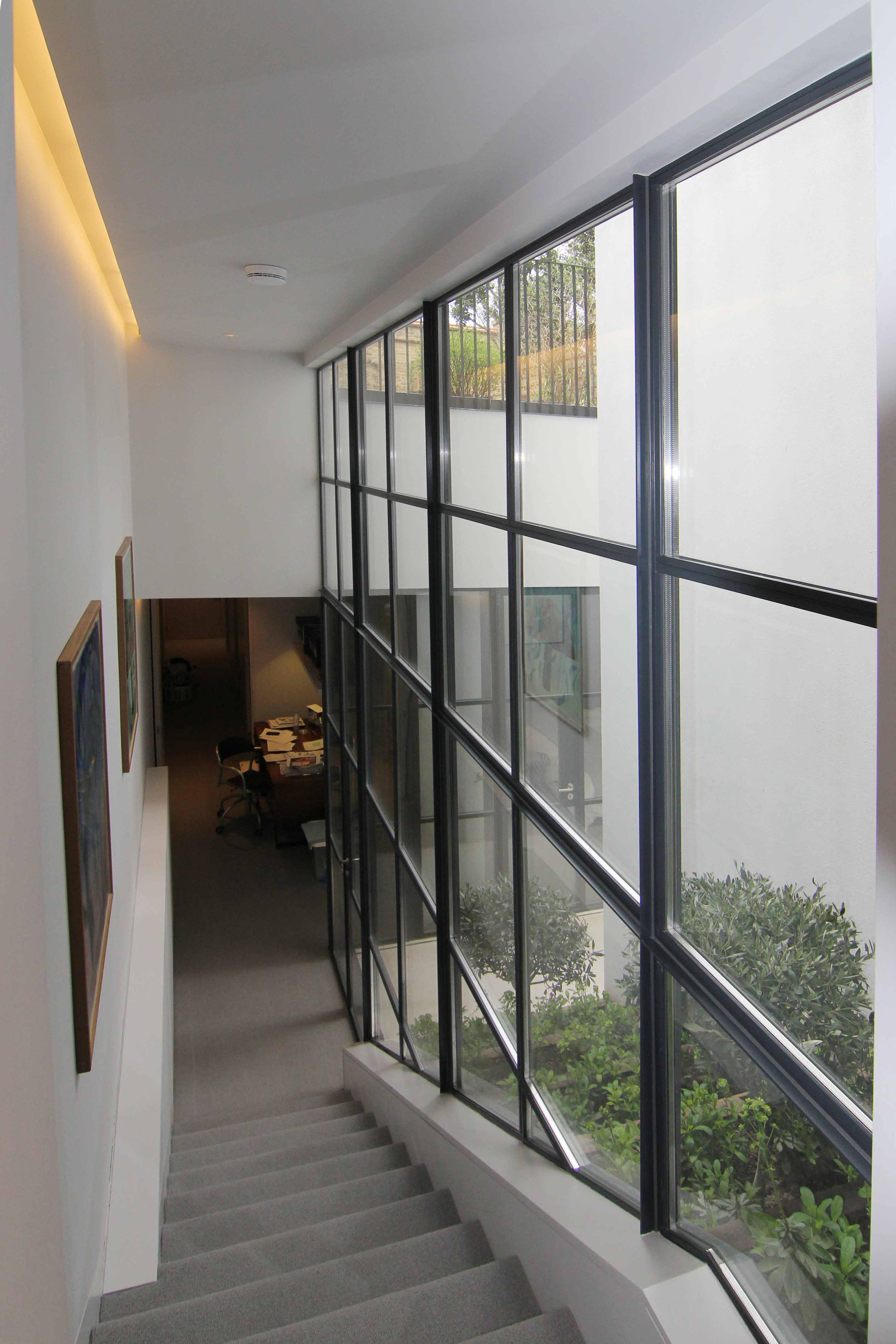 Monk W40 Steel Windows